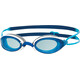 Zoggs Fusion Air Goggle Women blue